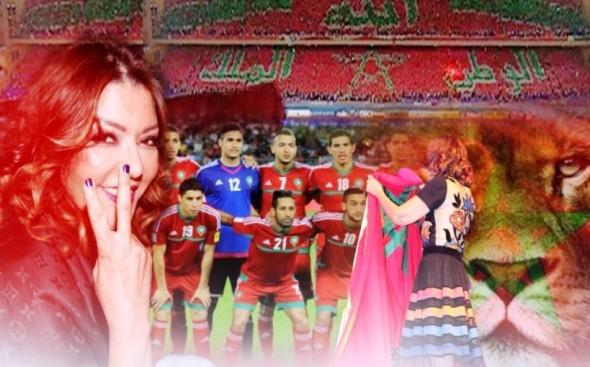 بالفيديو: سميرة سعيد تحمس المغاربة قبل موقعة الكوت ديفوار