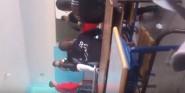ورزازات …توقيف تلميذ قاصر على خلفية ظهوره في مقطع فيديو يوثق لتعريضه لإطار تربوي للعنف الجسدي (بلاغ)