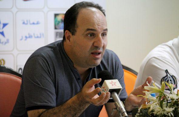إعادة انتخاب مصطفى أوراش رئيسا للجامعة الملكية المغربية لكرة السلة