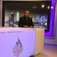 مصطفى خداد ابن مدينة بومالن دادس و دوار آيت بوامان يتفوق في التخرج الإعلامي من قناة الجزيرة القطرية