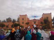 تنغير:مسيرة احتجاجية ضد غلاء الماء و الكهرباء