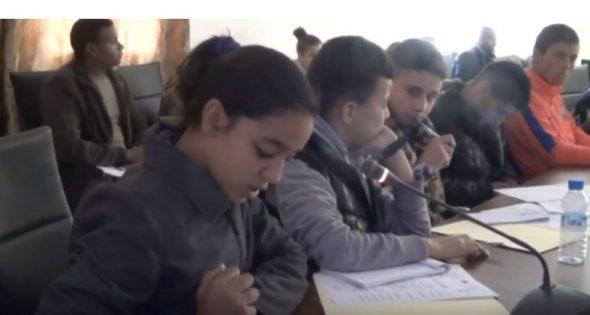 بالفيديو .. ورشة تكوينية خاصة بمباراة الصحفيون الشباب من أجل البيئة بجهة درعة تافيلالت
