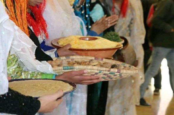 جمعية أزوان للفن والموسيقى تفتتح نشاط الإحتفال برأس السنة الأمأزيغية 2968
