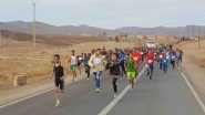 تنغير: السباق الوطني السادس على الطريق احتفالا بالسنة الأمازيغية الجديدة 2968 بألنيف