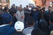 ساكنة اكنيون تنتفض ضد التهميش وتطالب بالحق في العدالة الاجتماعية