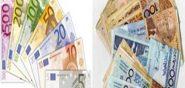 سعر الدرهم في أول يوم من تطبيق قرار التعويم
