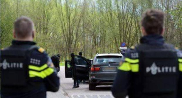 """4 طلقات من سلاح أوتوماتيكي تنهي حياة شاب مغربي من طرف """"مافيا المخدرات"""" بهولندا."""