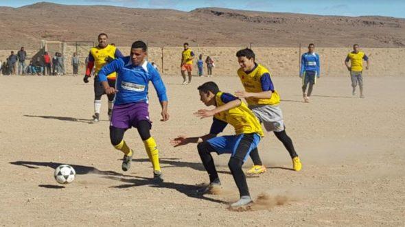 تازارين: فريق جمعية زكونو الرياضية يطيح بالشبيبة و يتأهل إلى نصف نهائي كأس العرش