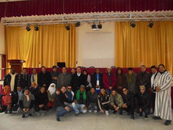 ميلاد جمعية أسامر للفنون والإبداع بتنغير