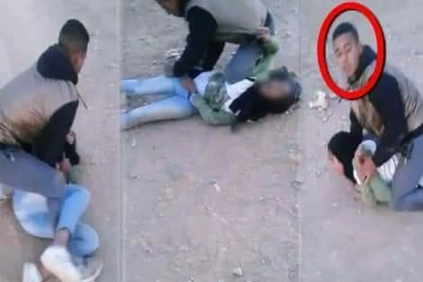اعتقال الشاب الذي حاول اغتصاب فتاة في الخلاء