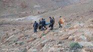 تنغير : مصرع سائح إسباني إثر سقوطه وهو  يتسلق الجبل مع مجموعة من زملائه بمضايق تودغى
