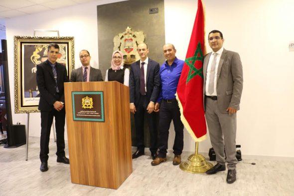 فرانكفورت: القنصلية المغربية تستقبل المغربيات بالورود احتفالا بعيدهن