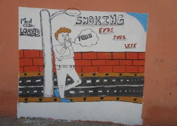 تنغير: حملة تحسيسية حول أخطار التدخين بثانوية الشريف الإدريسي