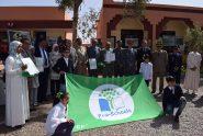 ورزازات تحتفي بالمؤسسات الفائزة باللواء الأخضر في إطار برنامج المدارس الإيكولوجية لموسم 2017- 2018