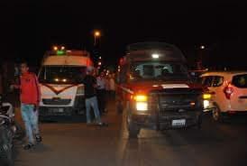 الرشيدية :انقلاب حافلة يسقط 26 مصابا ضواحي مدغرة