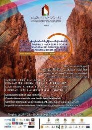 الدورة الثانية للمنتدى الدولي لمضايق العالم + البرنامج