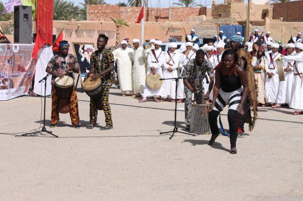مهرجان بوعنان للثقافات الأصيلة يواصل تواجده في الساحة الفنية بالجنوب شرقي.