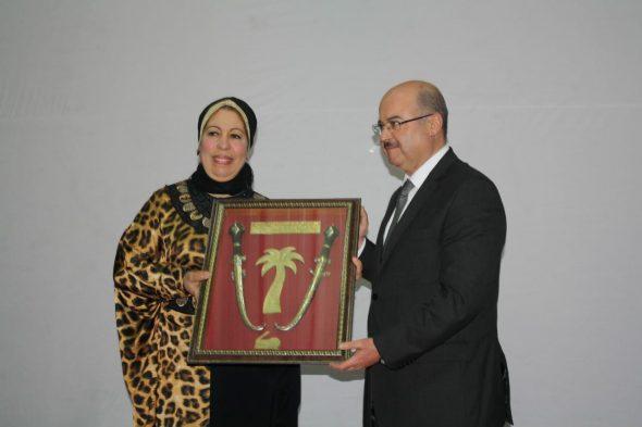 """مهرجان السينما الدولي بتنغير يكرم الفنان الراحل """"محمد بسطاوي"""""""