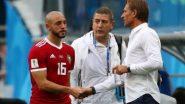 """نور الدين أمرابط"""" يغيب عن لقاء المغرب ضد البرتغال"""