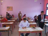 تنغير : المدير الإقليمي لوزارة التعليم في زيارة تفقدية لبعض مراكز امتحانات البكالوريا دورة يونيو 2018