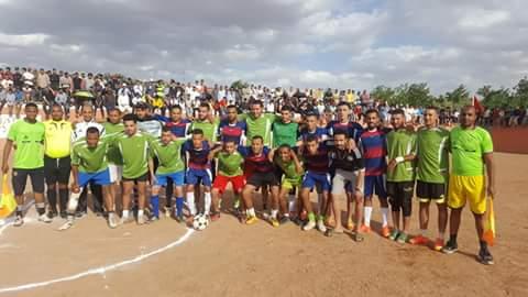بومالن دادس …دوري إمزيلن يسدل الستار على فعالياته ويُتوج فريق أسوريف بطلا لنسخته الثالثة