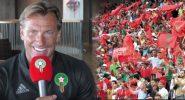 آخر استعدادات المنتخب المغربي قبل مواجهة سلوفاكيا