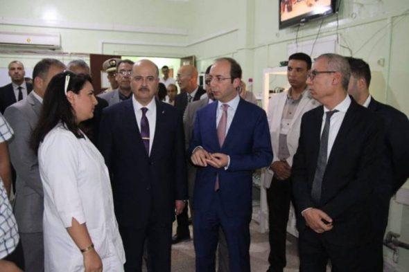 مواطنون يفضحون الواقع المزري لمستشفيات جهة درعة تافيلالت و يحرجون وزير الصحة