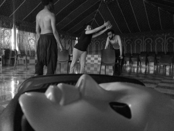 """""""أموتل"""" عرض مسرحي جديد من تقديم فرقة أثينا للمسرح والفنون الدرامية-تنغير (بلاغ)"""