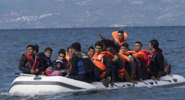 """شباب ومراهقون يتوافدون على شواطئ الشمال لانتظار """"الفونطوم""""، و الحادث يستنفر الأجهزة الأمنية"""
