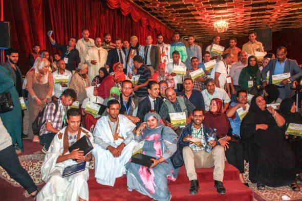 المعرض الجهوي للمنتجات المجالية بمدينة ورزازات يطفئ شمعته الثانية