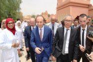 وزارة الصحة تعلن عن صفقة جديدة لبناء المستشفى الإقليمي لتنغير