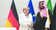"""رسميا:ألمانيا تعاقب السعودية بسبب واقعة"""" مقتل خاشقجي""""."""