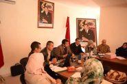 المدير الإقليمي للتعليم بتنغير يشرف على تنظيم لقاء تواصلي مع المشرفين على مسابقة تحدي القراءة العربي النسخة الرابعة