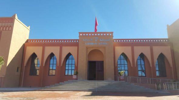 اقليم تنغير يتعزز بمحكمة ابتدائية ستقدم خدماتها بداية السنة الجديدة 2019