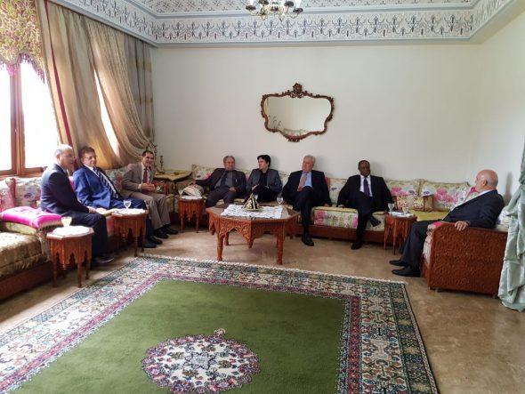 رئيس الحكومة يشيد بأصدقاء المغرب بالبرازيل