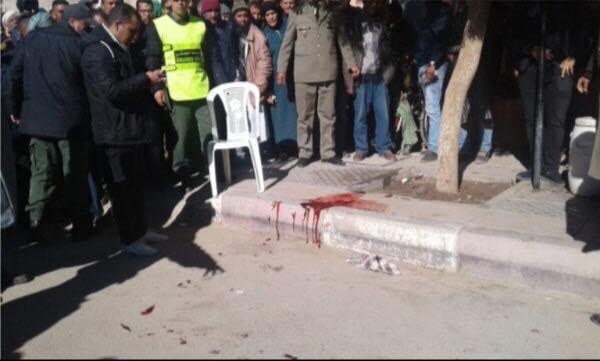 قتيل في حادثة إطلاق النار في مقهي بفكيك + فيديو