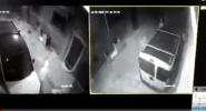 (+فيديو)كاميرا مراقبة تلتقط لحظة سرقة سيارة رائد الأغنية الأمازيغية عبد الهادي إزنزارن بأكادير