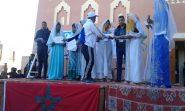 جمعية الشروق لتنمية المرأة القروية تحتفي بالعداءة عزيزة الراجي