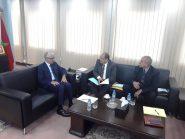 المجلس الإقليمي بتنغير يترافع بالرباط من أجل التنمية