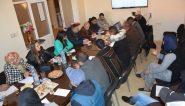 انتخاب ياسين سلمي كاتبا عاما لفرع جمعية المنتدى المغربي للتنمية والتضامن بتنغير