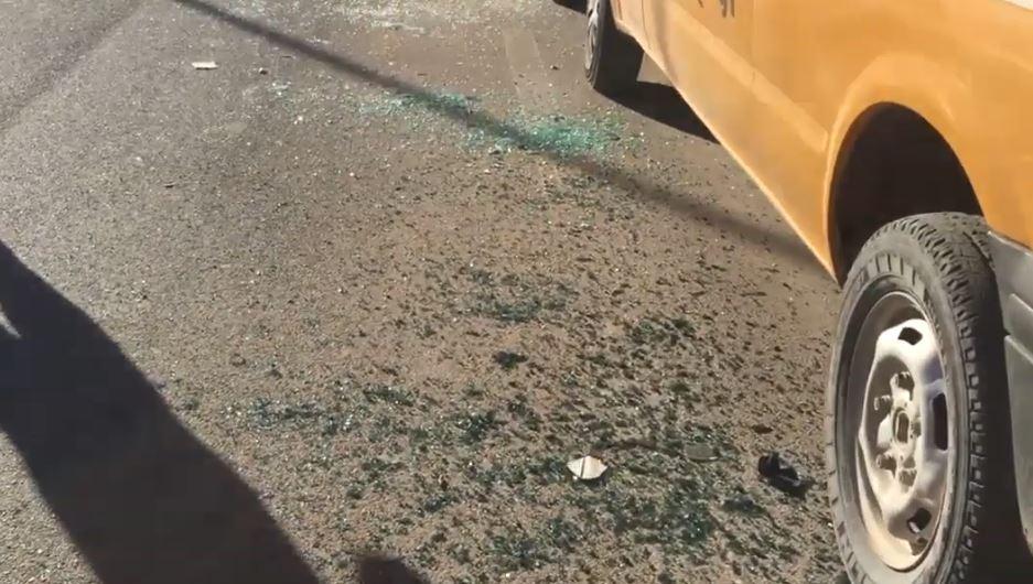 هجوم على مؤسسة تعليمية خاصة ليلا وتكسير سياراتها بمدينة تنغير