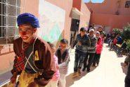 تنغير تنظيم حفل بهيج بمناسبة يوم الوطني للمعاق بفضاء جمعية اغير