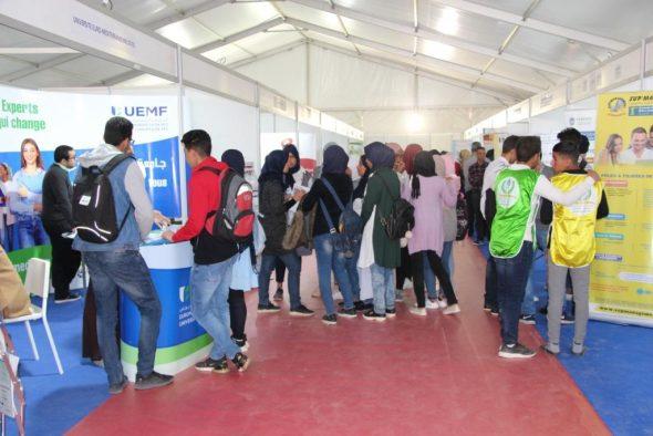 افتتاح المعرض الجهوي للطالب في نسخته الأولى بتنغير