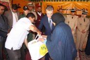 عامل إقليم تنغير يعطي انطلاقة عملية قفة رمضان 1440