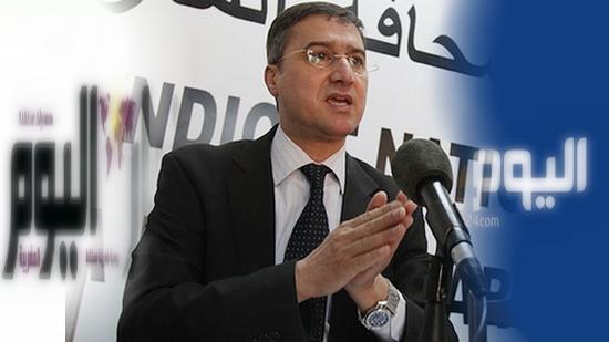 انتخاب يونس مجاهد رئيسا للفيدرالية الدولية للصحفيين