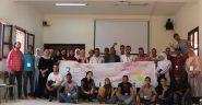 قلعة مكونة : افتتاح ملتقى الشباب القائد في دورته الثالتة