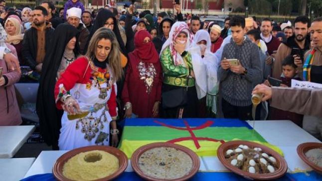 """""""الحركة الشعبية"""" تُطالب بإقرار فاتح السنة الأمازيغية عيدا وطنيا"""