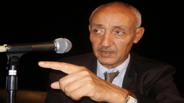 تعزية ونعي المناضل الأمازيغي أحمد الدغرني
