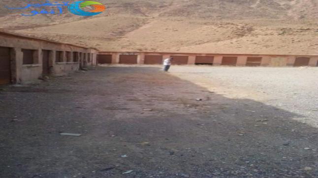"""امي نولاون : """" سوق نكرض """" من أكبر سوق بالمنطقة إلى مكان مهجور تسكنه الأشباح"""