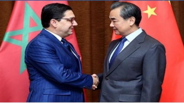 الصين تبعث بطائرة محملة بمعدات طبية لفائدة المغرب لمواجهة وباء كورونا